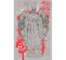 Dead Saint Photographic Print