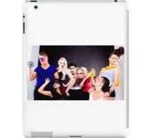 7even Deadly Sins XII iPad Case/Skin