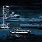 Solitude by Anil Nene