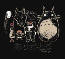 Tribute to Miyazaki by theduc