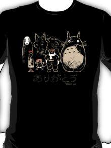 Tribute to Miyazaki T-Shirt
