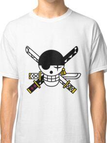 one piece logo zoro Classic T-Shirt