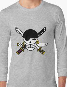 one piece logo zoro Long Sleeve T-Shirt