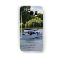 Grand Banks Style Motor Boat Samsung Galaxy Case/Skin