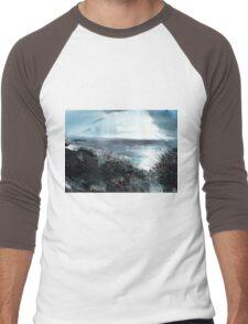 Seaface Men's Baseball ¾ T-Shirt