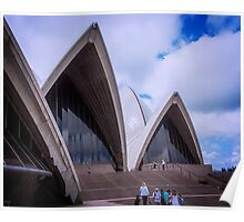 Sydney Opera House - NSW Poster