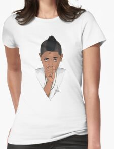 Syd Tha Kid Womens Fitted T-Shirt