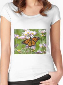 Monarch of the Glen Women's Fitted Scoop T-Shirt
