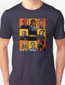 -TARANTINO- Jackie Brown Cartoon Unisex T-Shirt