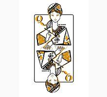 Dr Queen card Unisex T-Shirt