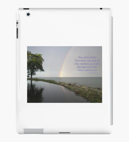 A Song of Rainbows iPad Case/Skin