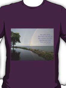A Song of Rainbows T-Shirt