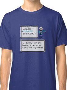 Team Mystic - Pokemon Classic T-Shirt