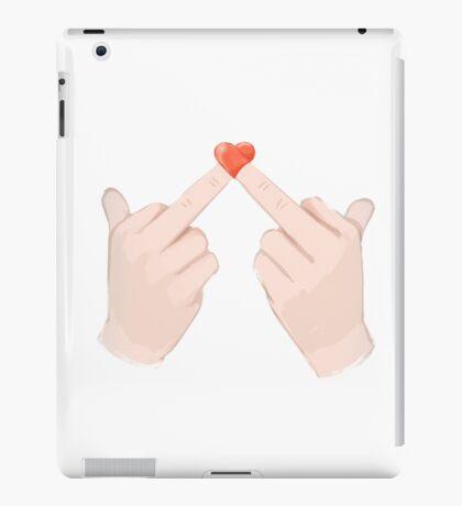 love your enemies iPad Case/Skin