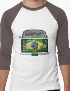VW BRAZIL Men's Baseball ¾ T-Shirt