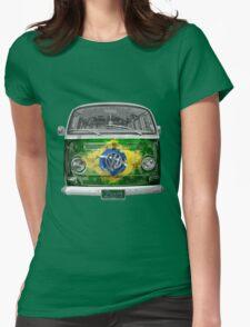 VW BRAZIL Womens Fitted T-Shirt