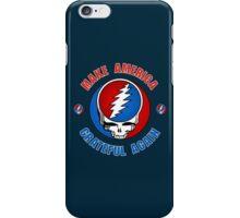 make america grateful again iPhone Case/Skin