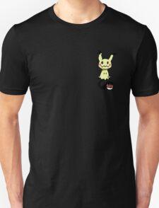 Mimikkyu with Pokeball Unisex T-Shirt