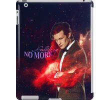 Gallifrey no more iPad Case/Skin