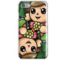 Girl Villager iPhone Case/Skin