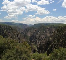 Black Canyon of the Gunnison 1 by marybedy