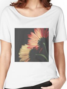 Two daisies Women's Relaxed Fit T-Shirt