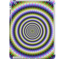 Optically Challenging Rings iPad Case/Skin