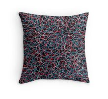 Floral pattern 21 Throw Pillow