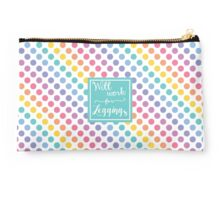 Will work for leggings- Lularoe consultant marketing Studio Pouch