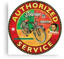 Schwinn _Phantom Bicycles USA Canvas Print