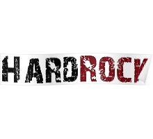 Hard Rock Poster