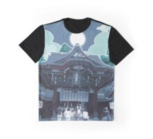 Night in Japan Graphic T-Shirt