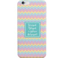 stressed blessed obsessed Lularoe Designs 1, chevron iPhone Case/Skin