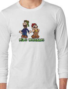 Mario and Luigi - Pipe Dreams Long Sleeve T-Shirt