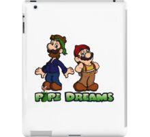 Mario and Luigi - Pipe Dreams iPad Case/Skin