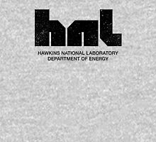 Hawkins National Laboratory Women's Fitted Scoop T-Shirt