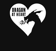 Dragon at Heart - Fantasy Unisex T-Shirt