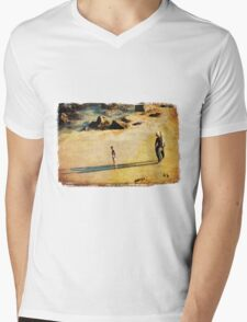 That Sunday Afternoon Vibe Mens V-Neck T-Shirt
