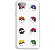 Pocket Balls iPhone Case/Skin