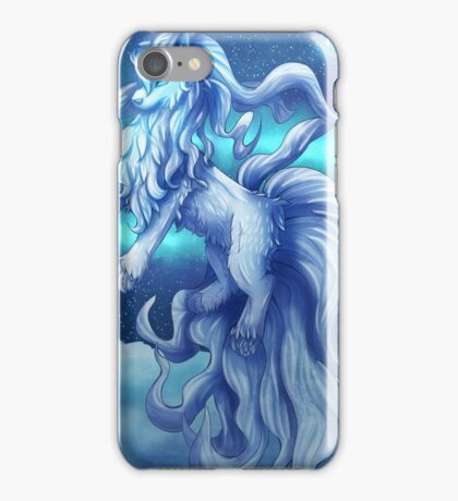 Pokemon Alola Form Ninetales iPhone Case/Skin