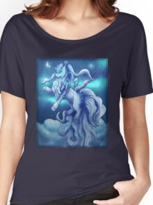 Pokemon Alola Form Ninetales Women's Relaxed Fit T-Shirt