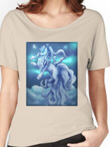 Pokemon Alola Form Ninetales Women's Relaxed Fit T-Shirt
