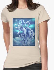 Pokemon Alola Form Ninetales Womens Fitted T-Shirt