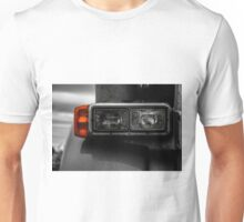 Headlight and a Turn signal Unisex T-Shirt