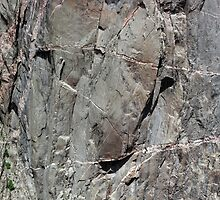 Black Canyon of the Gunnison Wall 4 by marybedy