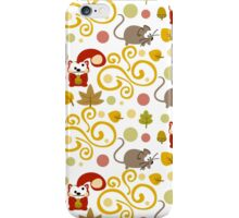 Autumn Is Comming iPhone Case/Skin