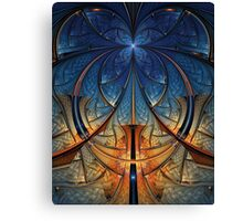 Ascend and create Canvas Print