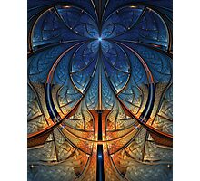 Ascend and create Photographic Print