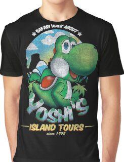 YOSHI'S ISLAND TOURS ! Graphic T-Shirt