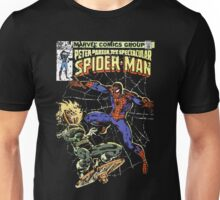 Spider-Man vs Jack-O-Lantern Unisex T-Shirt